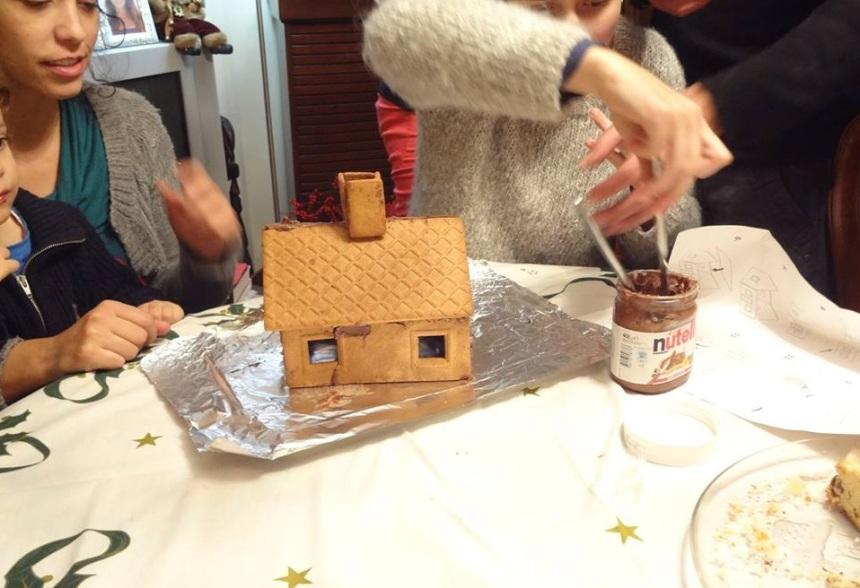 casa de gengibre