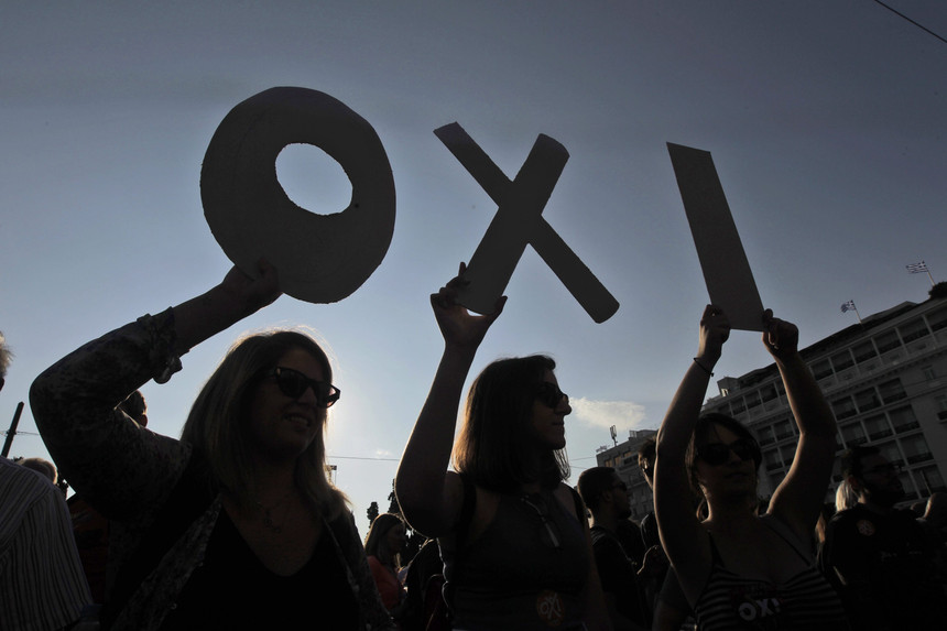 2015-07-05-Oxi-Grecia-referendo